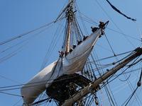 Marins sur un bateau